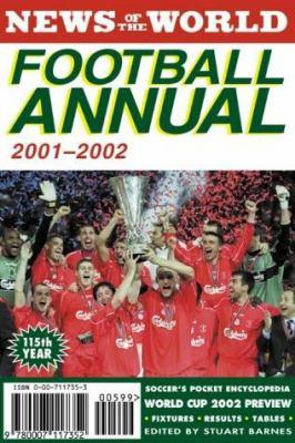 News of World Football Annual 2001-2002