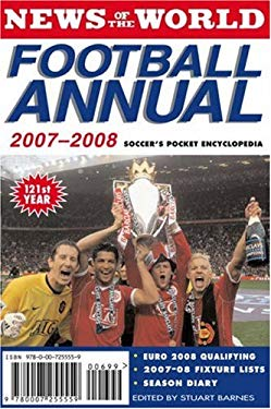 News of the World Football Annual 2007/2008
