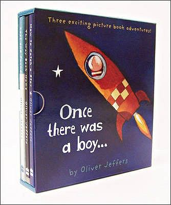 Once There Was a Boy-- 9780007288854