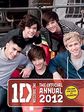 One Direction: The Official Annual 2012 9780007436255