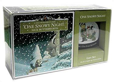 One Snowy Night Gift Set
