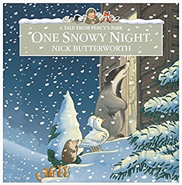 One Snowy Night [With CD]
