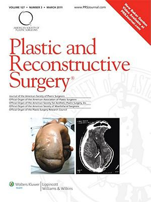 Plastic and Reconstructive Surgery(r): Journal of the American Society of Plastic Surgeons, Inc; Official Organ of the American Association of Plastic