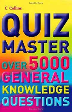Quiz Master: Over 5,000 General Knowledge Questions