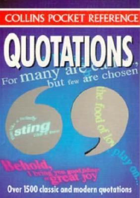 Quotations Reference