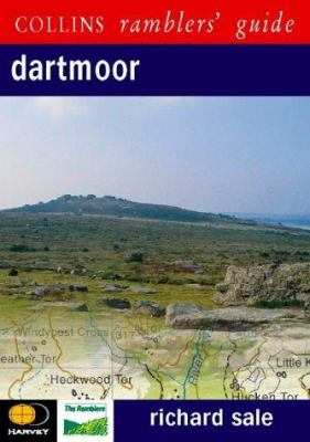 Ramblers Guide Dartmoor