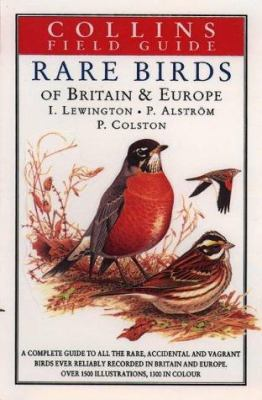 Rare Birds of Britain & Europe