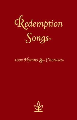 Redemption Songs: 1000 Hymns & Choruses 9780007212378