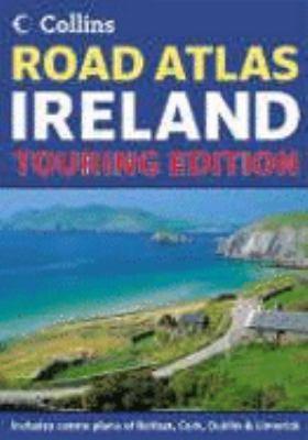 Road Atlas Ireland: Touring