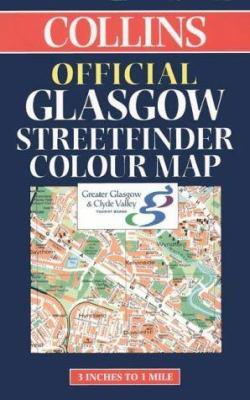 Scotland: Glasgow Streetfinder 9780004487212