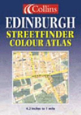 Scotland: Edinburgh Streetfinder