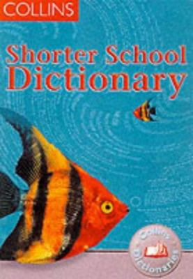 Shorter School Dictionary