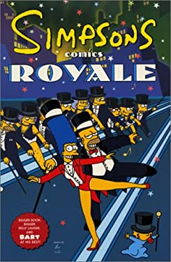 Simpsons Comics Royale UK Edition