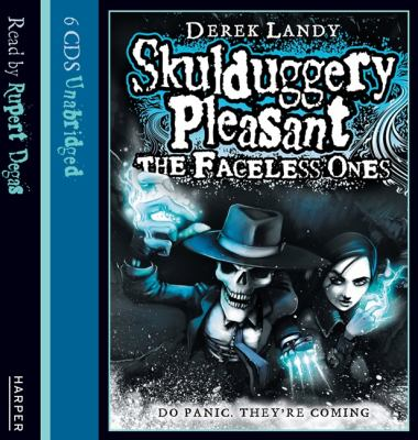 Skulduggery Pleasant: The Faceless Ones 9780007306237