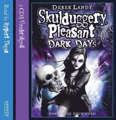 Skulduggery Pleasant: Dark Days 9780007347131