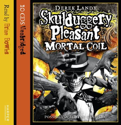 Skulduggery Pleasant: Mortal Coil 9780007377336