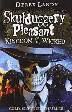 Skulduggery Pleasant : Kingdom of the Wicked