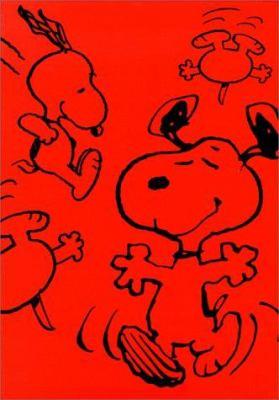 Snoopy Blank Journal