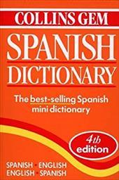 Spanish Dictionary: Spanish-English, English-Spanish
