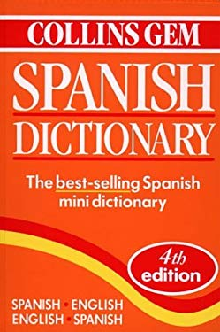 Spanish Dictionary: Spanish-English, English-Spanish 9780004707501