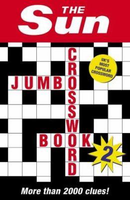 Sun Jumbo Crossword Book
