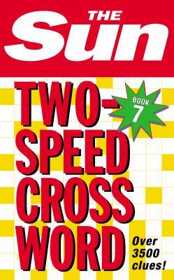 Sun Two Speed Crossword Book 7