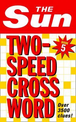 Sun Two-Speed Crossword Book