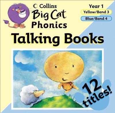 Talking Books: Phonics Year 1 9780007444793
