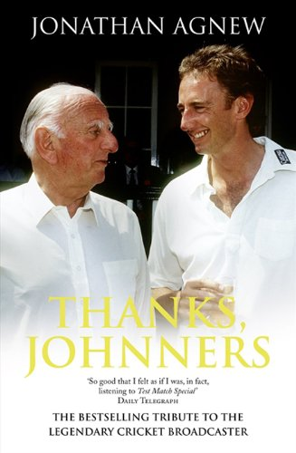 Thanks, Johnners: An Affectionate Tribute to a Broadcasting Legend 9780007343096