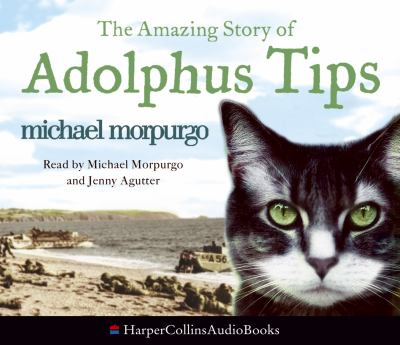 The Amazing Story of Adolphus Tips 9780007203420