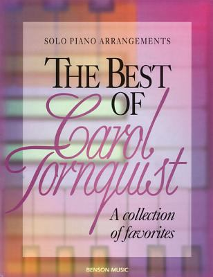 The Best of Carol Tornquist: A Collection of Favorites