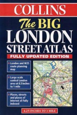 The Big London Street Atlas