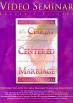 The Christ Centered Marriage: Discovering and Enjoying Your Freedom in Christ Together [With Book and Study Guide]