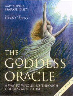 The Goddess Oracle [With Cards]