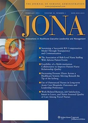 The Journal of Nursing Administration (JONA)