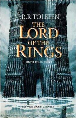 The Lord of the Rings Poster Collection 2 9780007149100