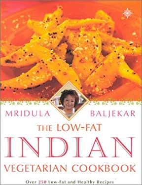 The Low Fat Indian Vegetarian Cookbook