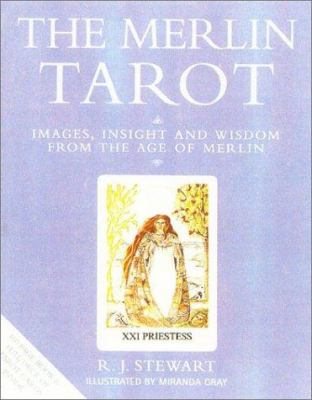 The Merlin Tarot [With Book]