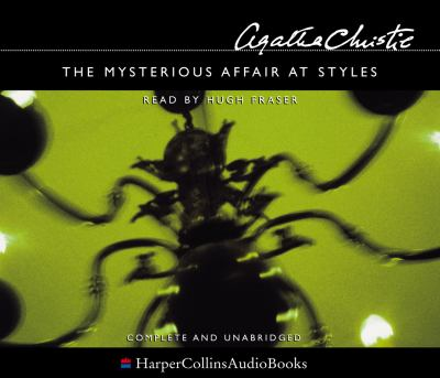 The Mysterious Affair at Styles 9780007191055