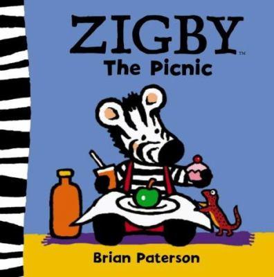 The Picnic: Board Book