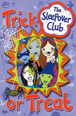 The Sleepover Club: Trick or Treat