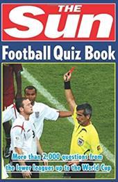 The Sun Football Quiz Book 108397