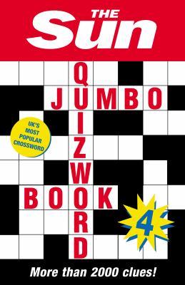 The Sun Jumbo Quizword Book 4