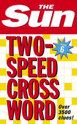 The Sun Two-Speed Crossword Book 6