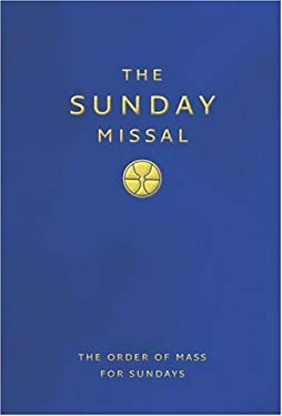 The Sunday Missal: New Standard Blue Edition