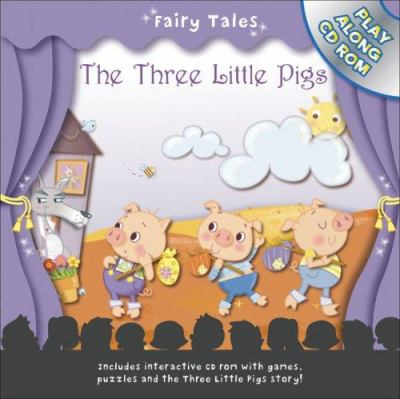 The Three Little Pigs [With CDROM]