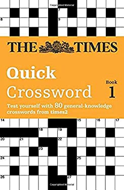 The Times 2 Crossword Book One