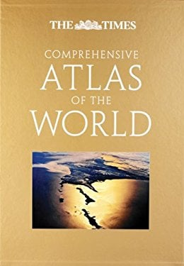 The Times Comprehensive Atlas of the World 9780007236701