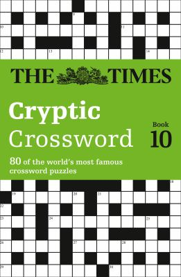 The Times Crossword: Book 10