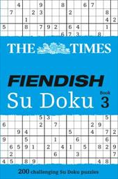 The Times Fiendish Su Doku, Book 3